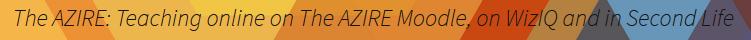 AZIRE Moodle Banner